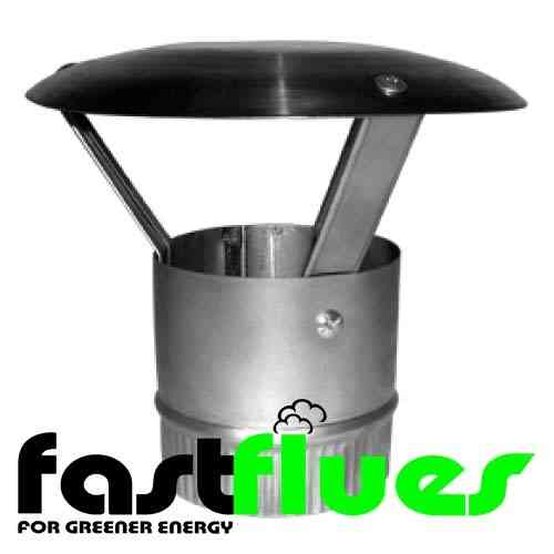 Single Wall 1 0mm Flue 5 Inch