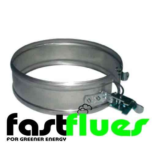 Stainless Steel Joint Clamp Band 216 125 Mm 5 Inch