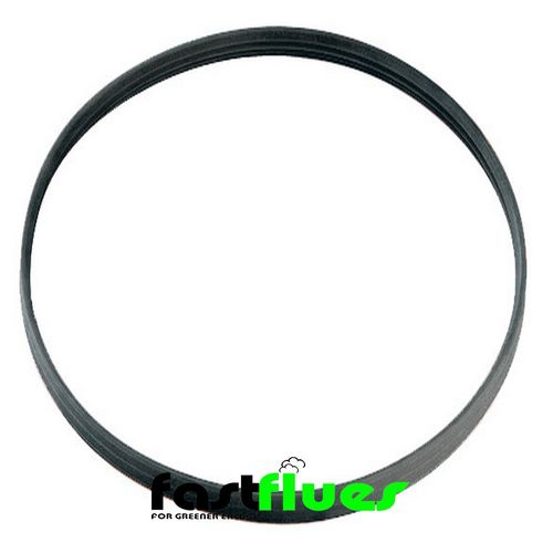 Single Wall  Flue Seal - 300 mm 12 Inch
