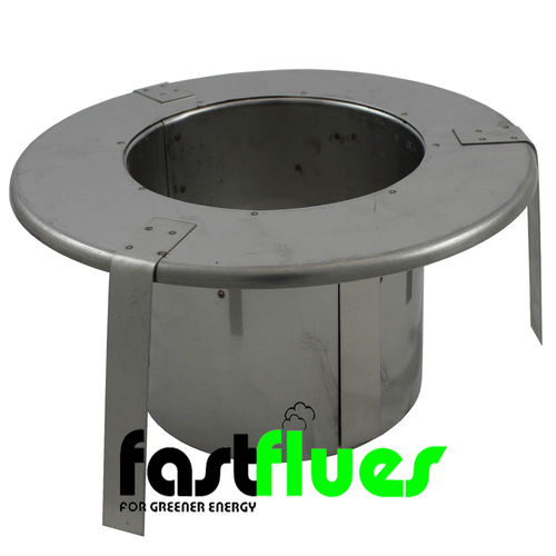 Flue Liner Pot hanger Bracket x Ø 150 mm 6 Inch